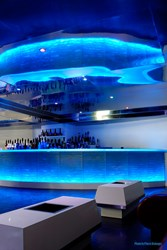 Glass bar - Thick Glass - ThinkGlass Counters