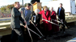 Boatworks Commons ground breaking event