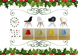 Holiday Ideas- Seating and Home Decor