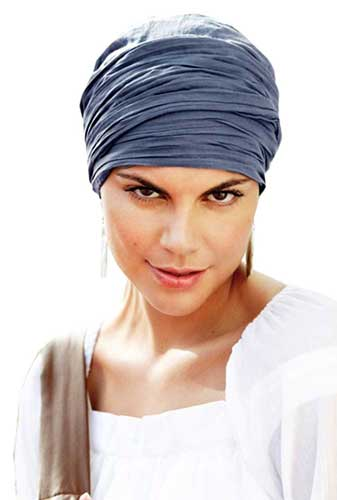hair loss scarves that can help gain confidence