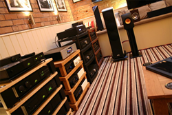Audio Affair Showroom