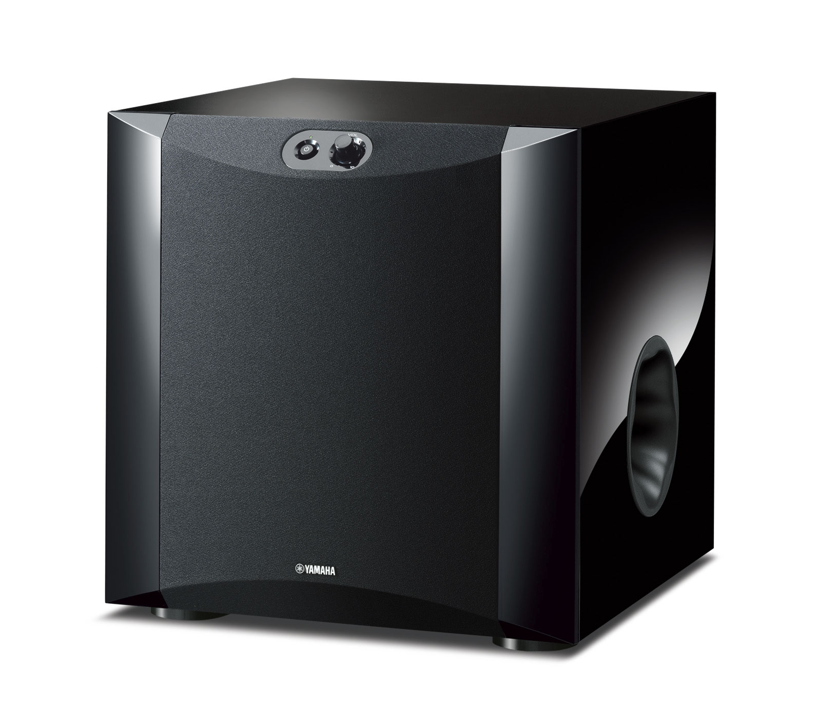 yamaha ns sw300 and ns sw200 subwoofers provide audiophile. Black Bedroom Furniture Sets. Home Design Ideas