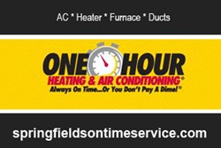 One Hour Heating & Air Conditioning Springfield MO
