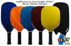 POP Pickleball Paddles by Brian Jensen