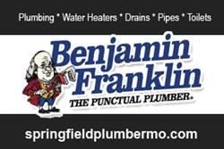 Benjamin Franklin Plumbing of Springfield Missouri