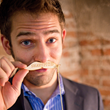 ShaveMOB Supports Movember with Moustache Monocle & Donates...