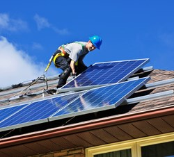 Solar Panel Installation in Richardson TX