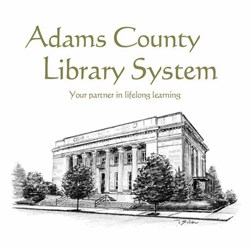 Adams County Library System Logo