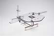 Pediatric Spica Table shown with Optional Arm Supports.