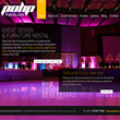 Party Over Here Productions Launches New Interactive Website Designed...