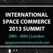 International Space Commerce Summit 2013, 29th-30th October, London,...