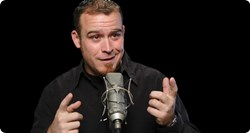 Warble Ventures into Stand Up Comedy