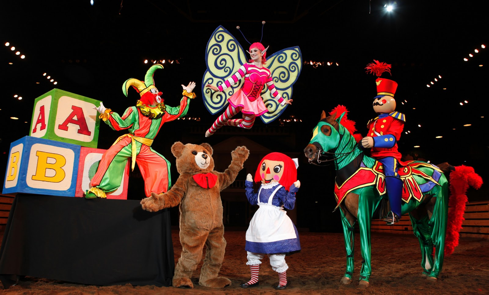 Dixie Stampede Christmas Show In Branson