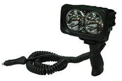 New LED Handheld Spotlight by Larson Electronics
