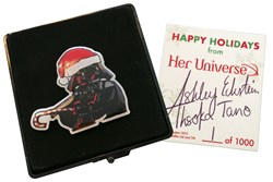 FREE Darth Vader Holiday Pin