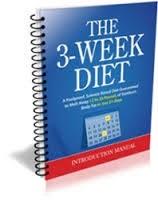 Brian Flatt 3 week diet system