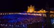 Yanni in Outdoor Concert Izamal Yucatan