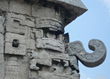 Chaak Mayan Rain God