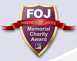 Each November, Jaffe PR will select one award recipient. We will then make a charitable contribution of $1,000 to the charity or charities of the recipient's choosing in the names of the award recipient and Jaffe PR.