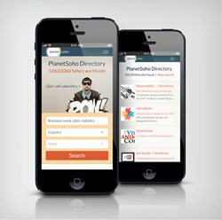Mobile Business Directory