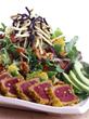 Asian Salad with Tuna Entree