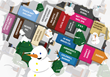 Observatory Hill Holiday Stroll Map