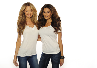 Cashmere hair extensions go head to head with the sharks on the cashmere hair girlsowners of cashmere hair clip in extensions pmusecretfo Images