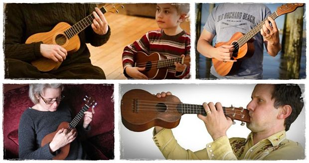 article teaches people   learn  play  ukulele professionally  kool