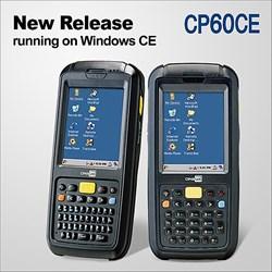 CipherLab CP60 Windows CE 6.0