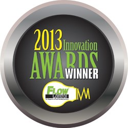 Flow Control 2013 Innovations Award logo