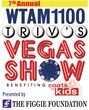 WTAM1100 Triv's 7th Vegas Show & Raffles to Raise $300,000 to...