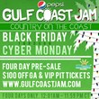 $100 Off Pepsi Gulf Coast Jam Tickets