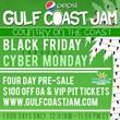 $100 Off Pepsi Gulf Coast Jam Tickets