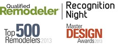 Qualified Remodeler Top 500 and Master Design Awards