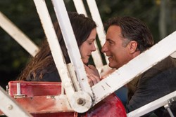 """""""Christmas in Conway"""" starring Andy Garcia & Mary-Louise Parker"""