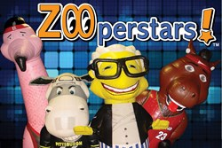 ZOOperstars! - The World's Most Famous Inflatable Mascot Troupe!