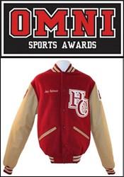 OMNI Sports Award Letterman Jacket