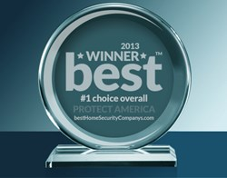Besty Award for Protect America
