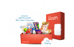 Bluum.com Monthly Baby Box
