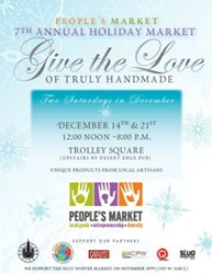 People's Holiday Market at Trolley Square Mall