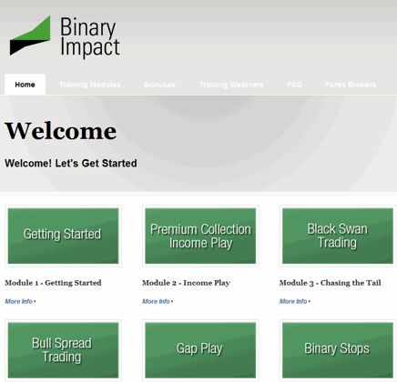 Binary options accelerator