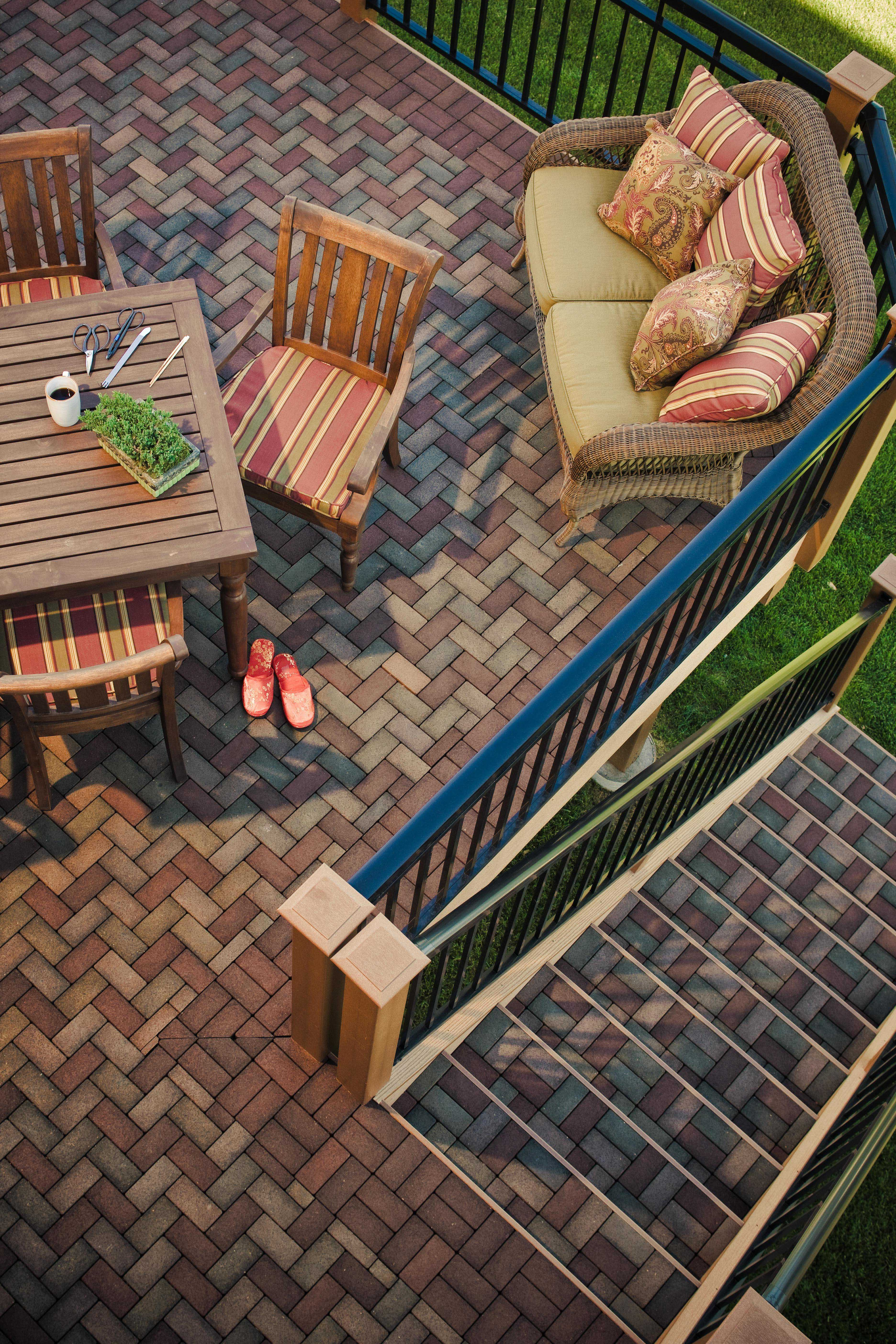 Azek 174 Pavers Chosen As A Top 50 Product At Greenbuild 2013