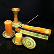 Eco Gift Provider Paloma Pottery Offers Special on Beeswax Candles & Candleholders to Light the Darkening Days