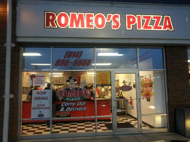 Romeo's Pizza - Stow. Kent Rd Stow, Ohio () Change Store. Carryout Delivery. Day of Week Hours Register With Us! Save your personal information for faster checkout Store multiple addresses for greater delivery options View past orders and save favorites for next time.