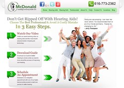 Hearing Aids in Grand Rapids MI - McDonald Audiology