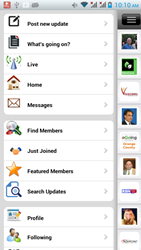 oGoing Android App for Business Networking, Social Media Marketing, Lead Generation