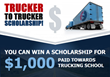 TruckerToTrucker.com Scholarship is Awarded to Student Dawnsha Spencer