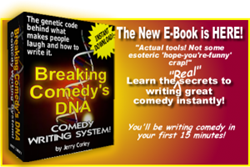 comedy plays how breaking comedy's dna