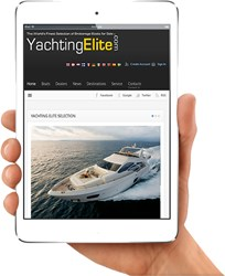 Perfect Presentation of Boats and Yachts on Smartphones and Tablets