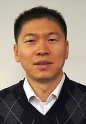 photo of Weber Logistics industrial engineer Jing Zeng